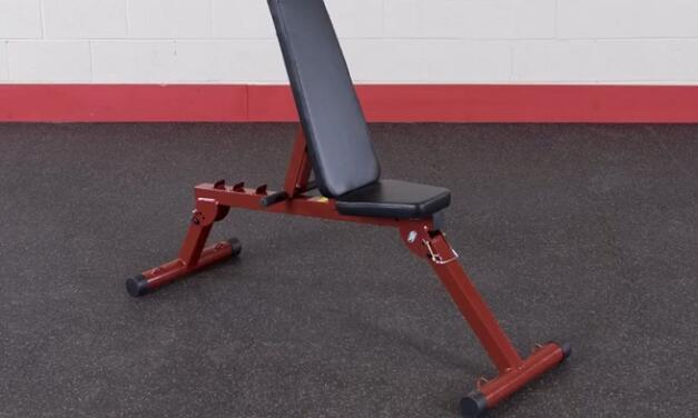 Body-Solid Best Fitness Folding Bench Review