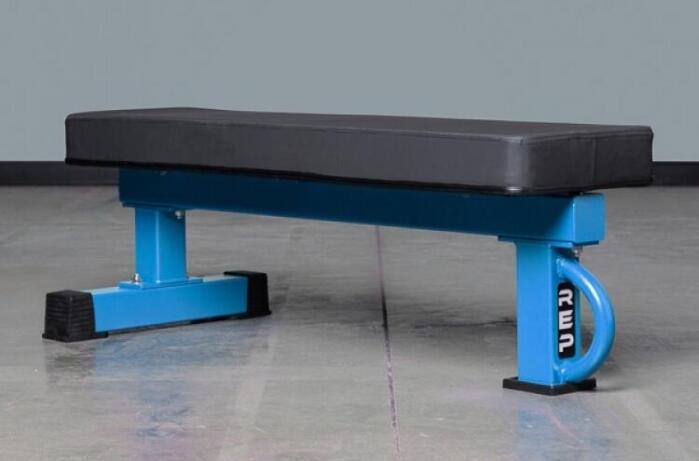 rep fitness blue heavy duty flat bench