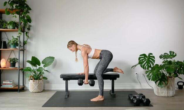 Best Weight Bench Workout – 7 Highest Rated Exercises