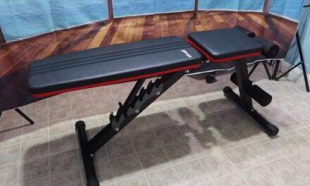 Is the Ativafit Adjustable Weight Bench A Smart Buy?