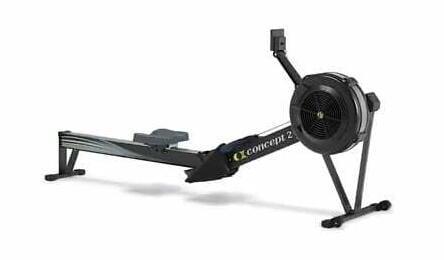 best rowing machine concept 2 model D rower