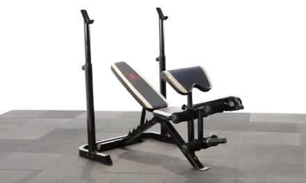 Is The Marcy MD-879 The Best Budget Olympic Weight Bench?