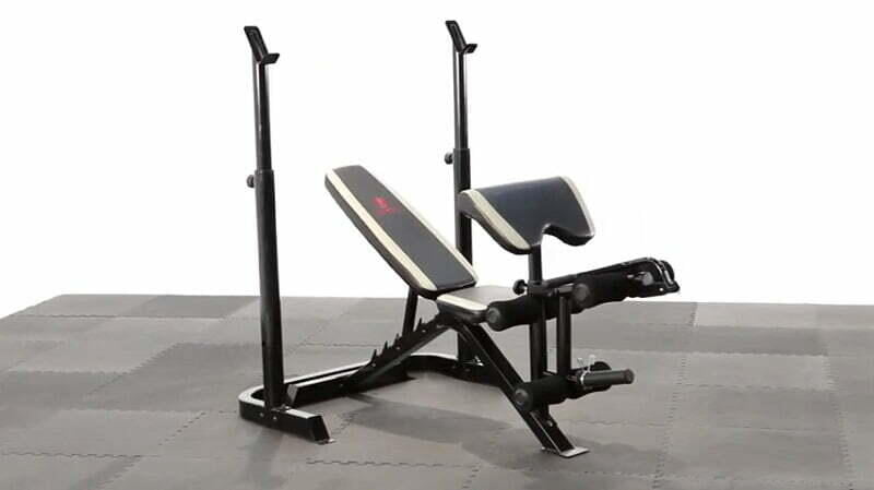 marcy MD-879 olympic weight bench