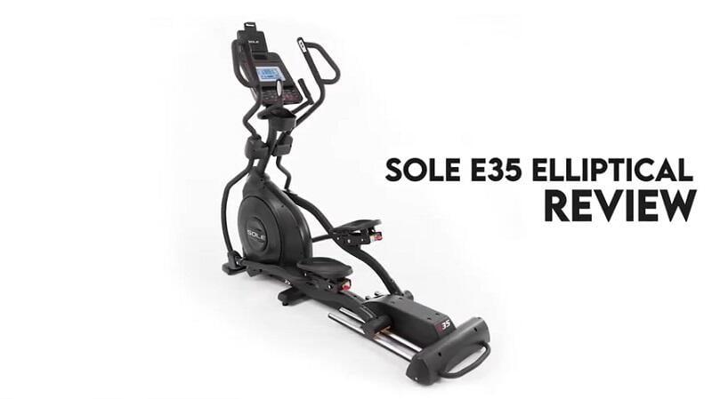 SOLE E35 Elliptical Review – Includes Comparison With Schwinn 470