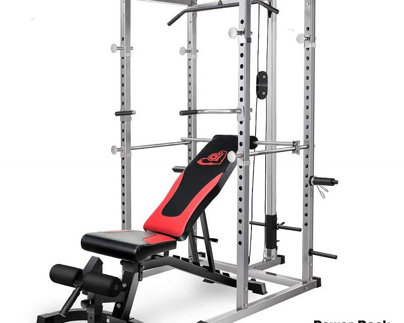 Vanswe Adjustable Weight Bench 800lb Review