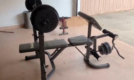 Body Champ 5860 Olympic Weight Bench Review – Includes comparison with Marcy Olympic bench