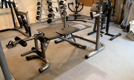 Everything You Need To Know About The Gold's Gym XRS 20 Olympic Weight Bench