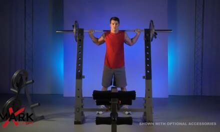 Xmark International Olympic Weight Bench Review