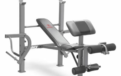 Marcy Diamond Elite Bench MD-389 Review