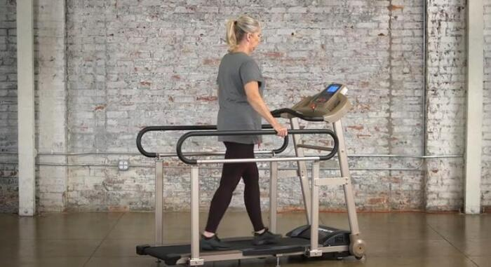 Senior Fitness Walking Treadmill